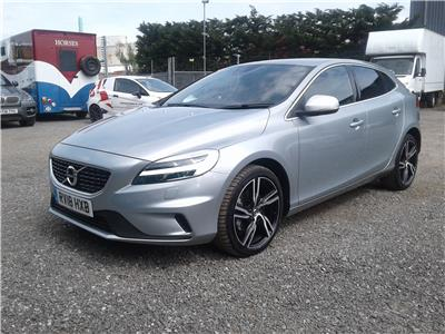 2018 Volvo V40 R-Design Pro T3 1969 Petrol Manual 6 Speed 5 Door Hatchback
