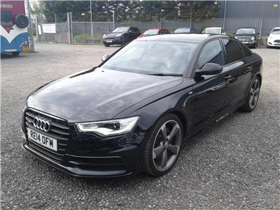 2014 Audi A6 S Line Black Edition Quattro T 2967 Diesel Automatic 7 Speed 4 Door Saloon