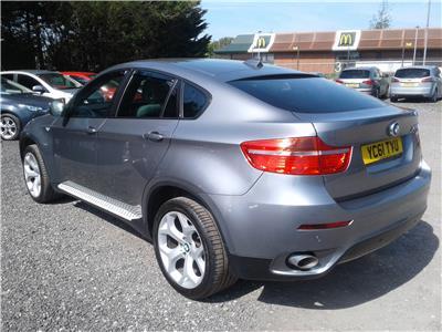 2011 BMW X6 xDrive40d 2993 Diesel Automatic 8 Speed 5 Door 4x4
