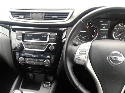 2015 Nissan Qashqai Acenta dCi 1461 Diesel Manual 6 Speed 5 Door Hatchback