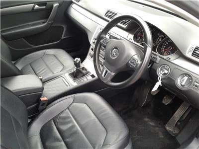 2014 Volkswagen Passat Executive TDi BMT 1968 Diesel Manual 6 Speed 4 Door Saloon
