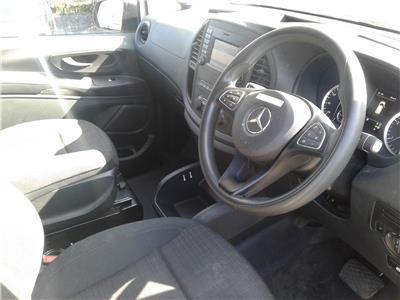 2016 Mercedes-Benz Vito 114 BLUETEC 2143 Diesel Automatic 6 Speed Van