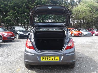 2013 Vauxhall Corsa Exclusiv 1248 Diesel Manual 5 Speed 5 Door Hatchback