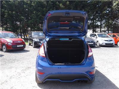 2015 Ford Fiesta ST 2 1596 Petrol Manual 6 Speed 3 Door Hatchback
