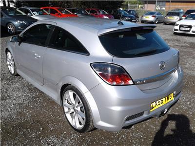 2006 Vauxhall Astra VXR 1998 Petrol Manual 6 Speed 3 Door Hatchback