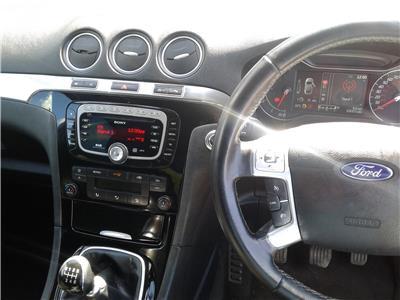 2015 Ford S-Max Titanium TDCi 1560 Diesel Manual 6 Speed M.P.V.