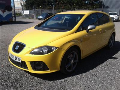 2007 SEAT Leon FR 1984 Petrol Sequential Automatic 6 Speed 5 Door Hatchback