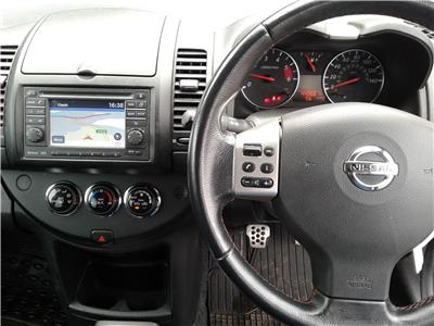 2010 Nissan Note Tekna Diesel Manual 5 Door Hatchback