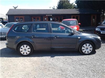 2007 Ford Focus LX 1596 Petrol Manual 5 Speed 5 Door Estate