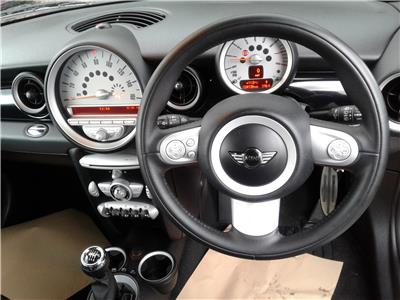 2010 MINI Mini Cooper S 1598 Petrol Manual 6 Speed 3 Door Hatchback