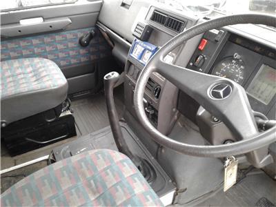 1998 Mercedes-Benz UNIMOG U100L TURBO 2874 5 Speed Van