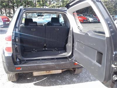 2011 Suzuki Grand Vitara SZ4 2393 Petrol Manual 5 Speed 3 Door 4x4