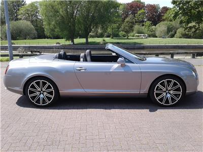 2006 Bentley  Continental GTC 5998 Petrol Automatic 6 Speed 2 Door Cabriolet