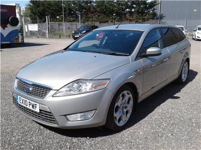 2010 Ford Mondeo Titanium X 1753 Diesel Manual 6 Speed 5 Door Estate