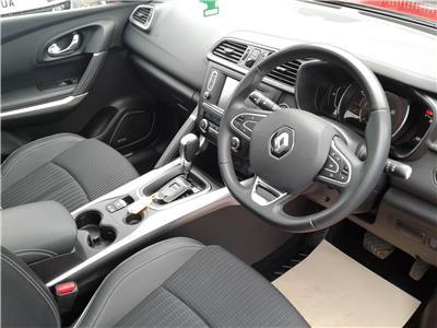 2017 Renault Kadjar Signature Nav dCi 110 1461 Diesel Automatic 6 Speed 5 Door Hatchback