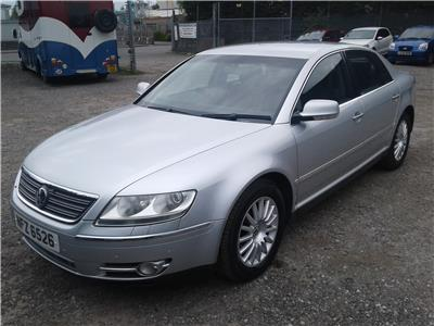 2008 Volkswagen Phaeton V6 4Motion 4WD 2967 Diesel Sequential Automatic 6 Speed 4 Door Saloon