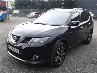 2016 Nissan X-Trail Tekna 130dCi 4WD 1598 Diesel Manual 6 Speed 5 Door Estate