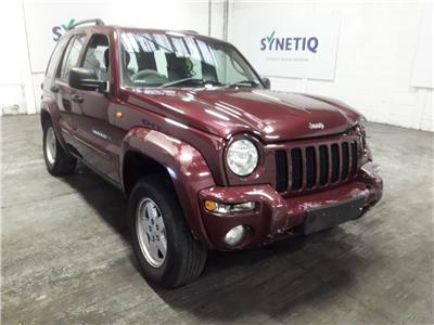 2003 JEEP CHEROKEE Limited CRD