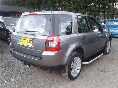 2007 Land Rover Freelander HSE 4WD 3192 Petrol Sequential Automatic 6 Speed 5 Door Estate