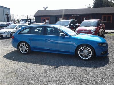 2009 Audi A4 S4 2995 Petrol Automatic 7 Speed 5 Door Estate