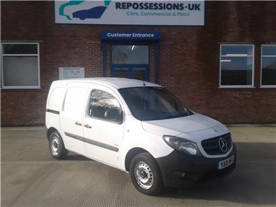 2015 MERCEDES CITAN 109 CDI BLUEEFFICIENCY 1461 DIESEL MANUAL PANEL VAN