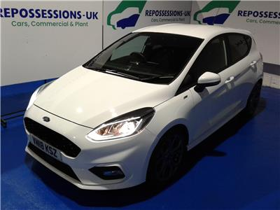 2018 FORD FIESTA ST-LINE 998 PETROL MANUAL 6 Speed 5 DOOR HATCHBACK