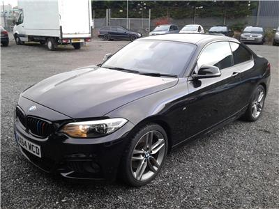 2014 BMW 2 SERIES 228I M SPORT 1997 PETROL MANUAL 6 Speed 2 DOOR COUPE