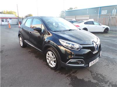 2014 Renault Captur Dynamique MediaNav Energy TCe  898 Petrol Manual 5 Speed 5 Door Hatchback