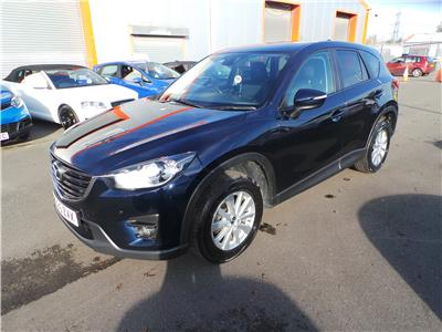 2015 MAZDA CX-5 D SE-L NAV 2191 DIESEL MANUAL 5 DOOR ESTATE