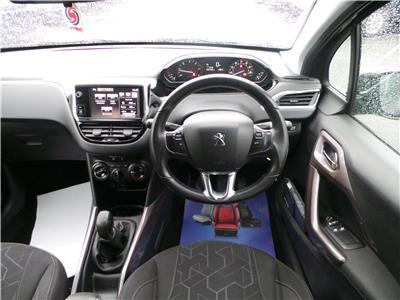 2016 Peugeot 2008 Active BlueHDi 75 1560 Diesel Manual 5 Speed 5 Door Hatchback