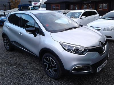 2016 RENAULT CAPTUR DYNAMIQUE S NAV TCE 898 PETROL MANUAL 5 DOOR HATCHBACK