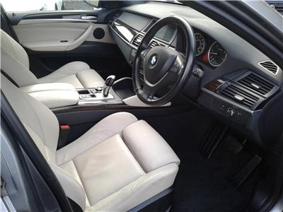2011 BMW X6 XDRIVE40D 2993 DIESEL AUTOMATIC 4 DOOR COUPE