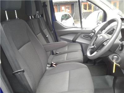 2016 Ford Transit 270 L1 Custom SWB 2198 Diesel Manual 6 Speed L.C.V.
