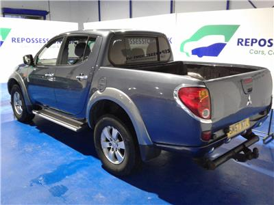 2007 MITSUBISHI L200 ANIMAL LWB DCB 2477 DIESEL MANUAL PICK UP