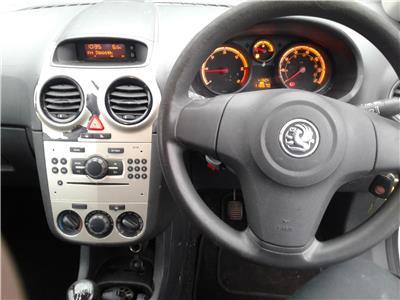 2009 VAUXHALL CORSA 1.3 CDTi 1248 DIESEL MANUAL 5 Speed CAR DERIVED VAN
