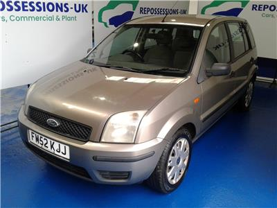 2003 Ford Fusion 2 1388 Petrol Manual 5 Speed 5 Door Hatchback