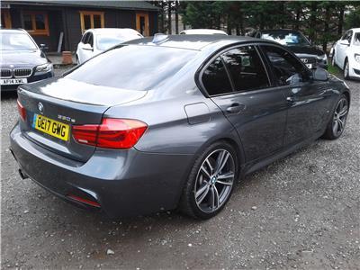 2017 BMW 3 SERIES 330E M SPORT 1998 PETROL/ELECTRIC AUTOMATIC 4 DOOR SALOON