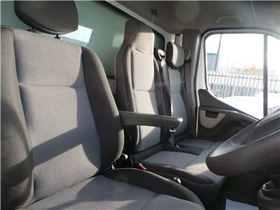 2016 NISSAN NV400 DCI SE SHR C/C 2298 DIESEL MANUAL CHASSIS CAB