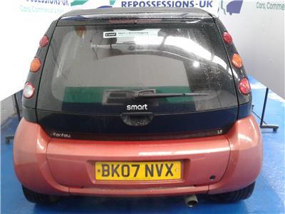 2007 SMART FORFOUR PULSE RHD 1499 PETROL MANUAL 5 DOOR HATCHBACK