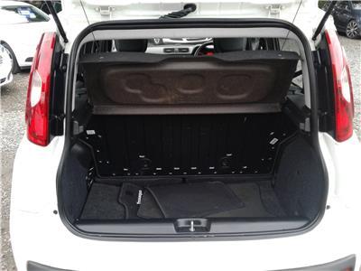 2015 FIAT PANDA EASY 1242 PETROL MANUAL 5 DOOR HATCHBACK