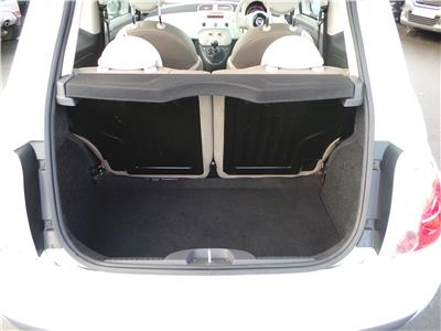 2015 Fiat 500 Cult 1242 Petrol Manual 5 Speed 3 Door Hatchback
