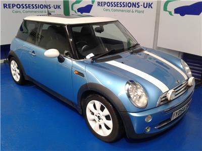 2004 MINI HATCH COOPER 1598 PETROL MANUAL 5 Speed 3 DOOR HATCHBACK