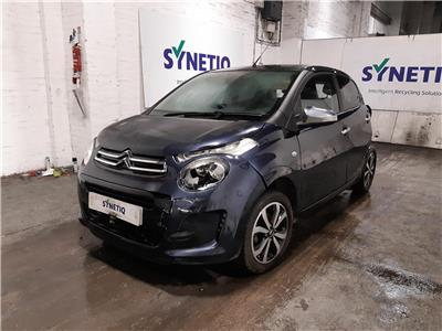 2017 CITROEN C1 PURETECH FLAIR