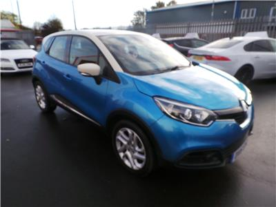 2015 Renault Captur Dynamique MediaNav Energy TCe  898 Petrol Manual 5 Speed 5 Door Hatchback