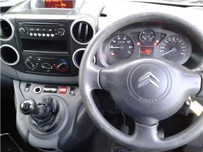 2010 CITROEN BERLINGO 625 X L1 HDI 1560 DIESEL MANUAL CAR DERIVED VAN