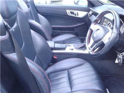 2012 MERCEDES SLK 250 AMG Sport CDi 2143 DIESEL AUTOMATIC 7 Speed 2 DOOR CONVERTIBLE