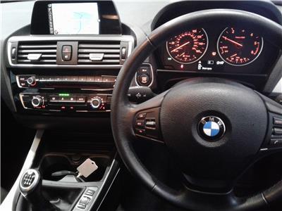2016 BMW 1 SERIES 116D ED PLUS 1496 DIESEL MANUAL 6 Speed 5 DOOR HATCHBACK
