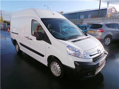 2014 CITROEN DISPATCH 1200 L2H2 HDI 1997 DIESEL MANUAL PANEL VAN