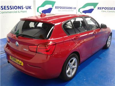 2016 BMW 1 SERIES 116D ED PLUS 1496 DIESEL MANUAL 6 Speed 5 DOOR HATCHBACK