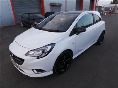 2016 VAUXHALL CORSA LIMITED EDITION S/S 1364 PETROL MANUAL 3 DOOR HATCHBACK